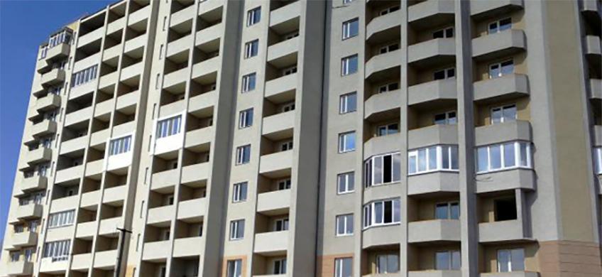 Жилой дом по пр. Маршала Жукова
