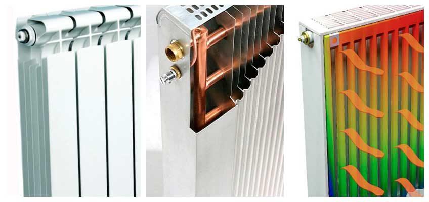 биметаллические радиаторы плюсы